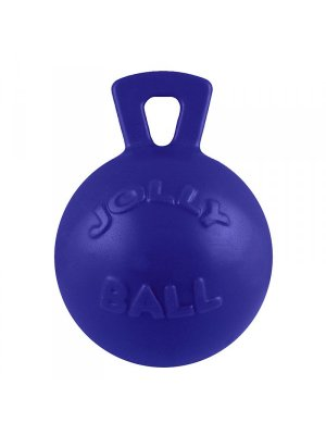 JOLLY PETS Piłka z uchwytem Niebieska 20 cm