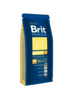 Brit Premium Junior M 3 kg
