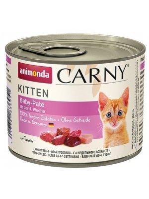 Animonda Carny Kitten Baby Pate 200g