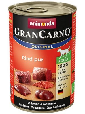 Animonda GranCarno Adult Wołowina 400 g