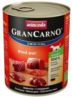 Animonda GranCarno Adult Wołowina 800 g