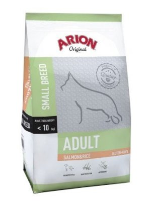 Arion Original Adult Small Łosoś z Ryżem 7,5 kg