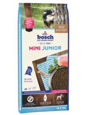 Bosch HPC Mini Junior 15 kg