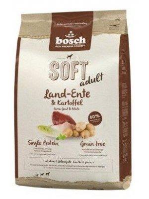 Bosch HPC+ Soft Kaczka i Ziemniak 2,5 kg