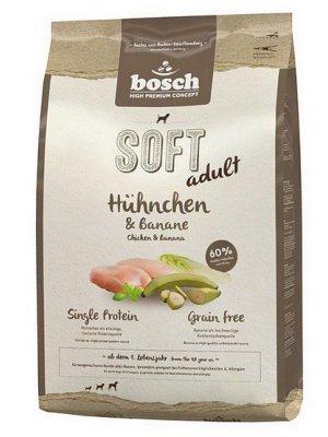 Bosch HPC+ Soft Kurczak i Banan 1 kg