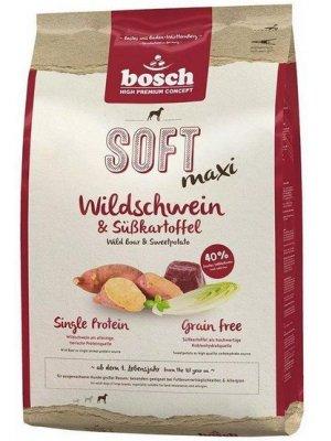 Bosch HPC+ SOFT MAXI DZIK BATATY BEZ ZBÓŻ 1kg