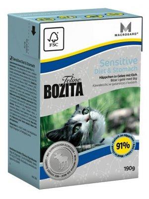 Bozita Cat Sensitive Diet&Stomach 190g
