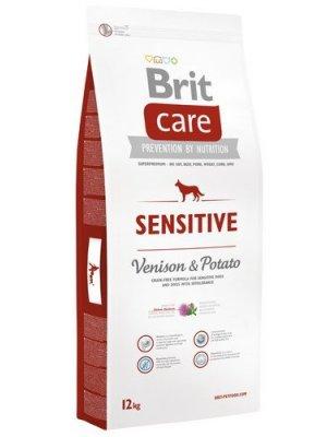 Brit Care All Breed Dziczyzna i Ziemniaki 12 kg