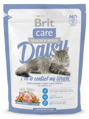 Brit Care Cat Daisy I've Control My Weight 0,4kg