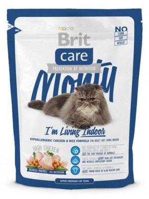 Brit Care Cat Monty I'm Living Indoor 0,4 kg