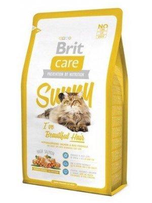 Brit Care Cat Sunny I've Beautiful Care 2kg