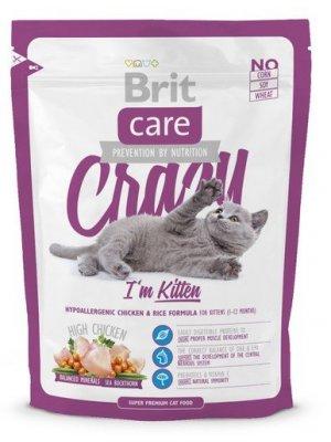 Brit Care Crazy I'm Kitten 0,4kg