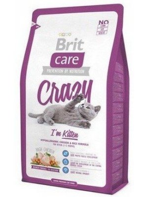 Brit Care Crazy I'm Kitten 7kg