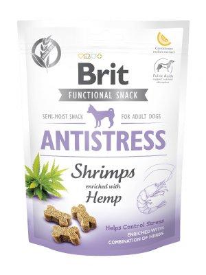 Brit Care Dog Functional Snack Shrimp Antistress 150g