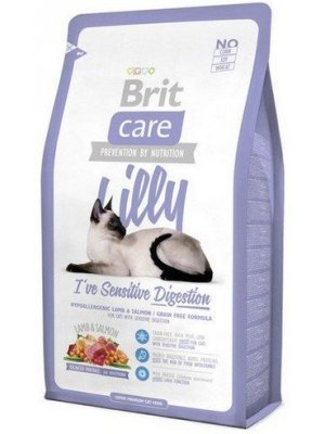 Brit Care Lilly I've Sensitive Digestion 7kg