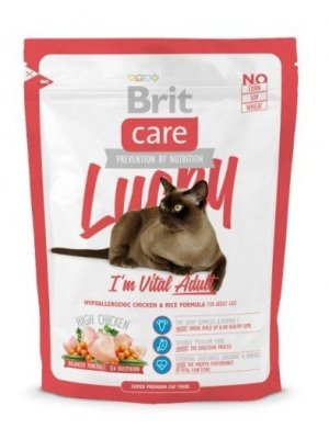 Brit Care Lucky I'm Vital Adult 0,4kg