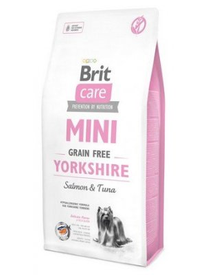Brit Care Mini Grain-Free Yorkshire 400 g