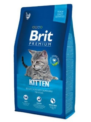 Brit Premium Cat Kitten 8kg
