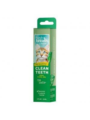 Tropiclean Żel do czyszczenia zębów dla kotów Clean teeth oral care gel for cats 59 ml