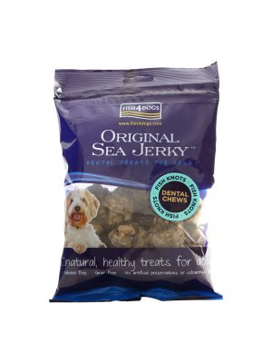 Fish4Dogs Sea Jerky Fish Bones 100 g