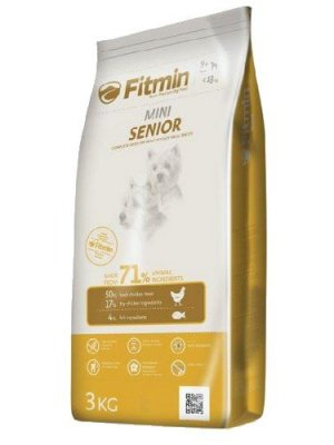 Fitmin dog mini senior 0,4kg