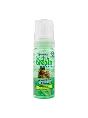 Tropiclean Pianka do higieny jamy ustnej dla psów i kotów Fresh Mint Foam 133 ml