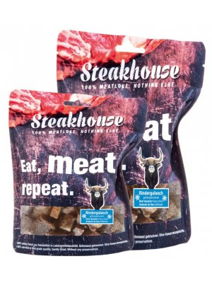 MeatLove FREEZ DRIED BEEF CHUNKS 40G