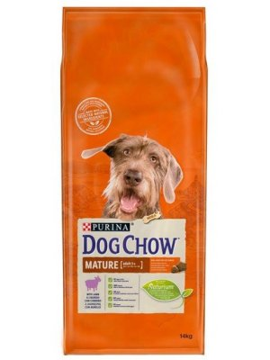 Purina Dog Chow Mature Adult Jagnięcina 14kg