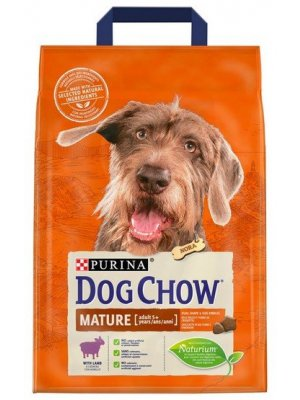 Purina Dog Chow Mature Adult Jagnięcina 2,5 kg