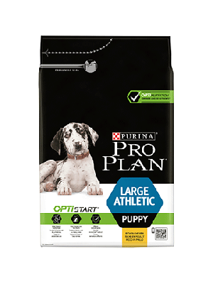 Purina Pro Plan Large Athletic Puppy Kurczak 12kg