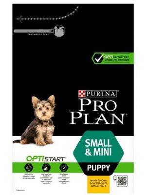 Purina Pro Plan Small & Mini Puppy Kurczak 3kg