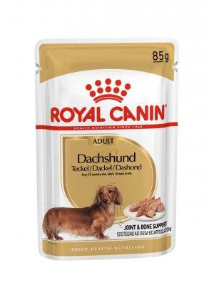 ROYAL CANIN Dachshund 85g karma mokra - pasztet, dla psów dorosłych rasy jamnik
