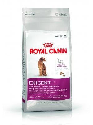 ROYAL CANIN Exigent Aromatic Attraction 0,4kg karma sucha dla kotów dorosłych, wybrednych, kierujących się zapachem