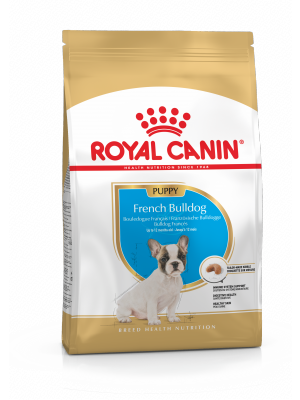 ROYAL CANIN French Bulldog Puppy 3kg karma sucha dla szczeniąt ras Buldog Francuski