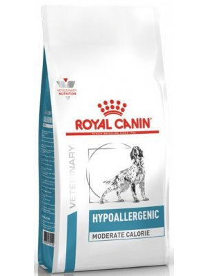 Royal Canin Hypoallergenic Moderate Calorie 14kg