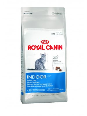 ROYAL CANIN Indoor 2kg karma sucha dla kotów dorosłych, przebywających wyłącznie w domu