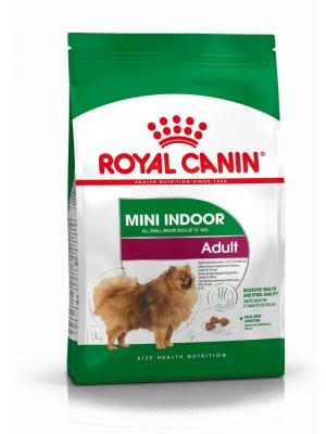 ROYAL CANIN Indoor Life S Adult 1,5kg karma sucha dla psów dorosłych, ras małych, żyjących głównie w domu