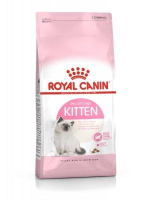 ROYAL CANIN Kitten 4kg karma sucha dla kociąt od 4 do 12 miesiąca życia