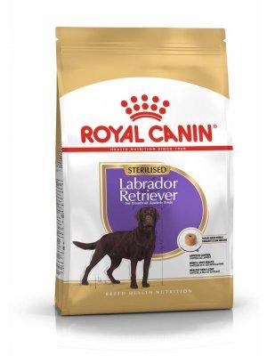ROYAL CANIN Labrador Retriever Sterilised Adult 12kg karma sucha dla psów dorosłych, rasy labrador retriever, sterylizowanych