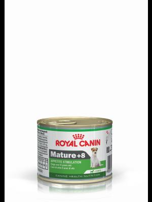 ROYAL CANIN Mature +8 195g karma mokra dla psów dojrzałych ras małych