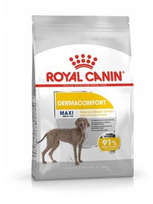 ROYAL CANIN Maxi Dermacomfort 10kg karma sucha dla psów dorosłych, ras dużych o wrażliwej skórze