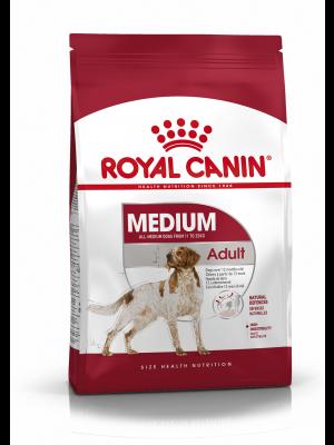 ROYAL CANIN Medium Adult 15kg karma sucha dla psów dorosłych, ras średnich