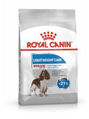 ROYAL CANIN Medium Light Weight Care 9kg karma sucha dla psów dorosłych, ras średnich tendencją do nadwagi