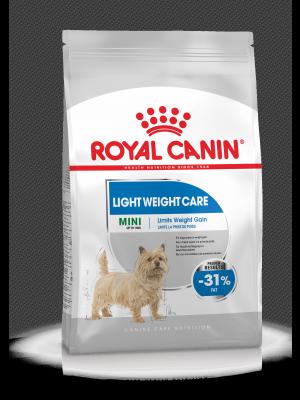 ROYAL CANIN Mini Light Weight Care 8kg karma sucha dla psów dorosłych, ras małych z tendencją do nadwagi