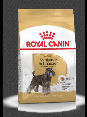 ROYAL CANIN Miniature Schnauzer Adult 3kg karma sucha dla psów dorosłych rasy schnauzer miniaturowy