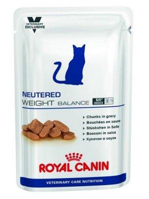 Royal Canin Vet Neutred Weight Balance 100g