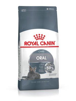 ROYAL CANIN Oral Care 1,5kg karma sucha dla kotów dorosłych, redukująca odkładanie kamienia nazębnego