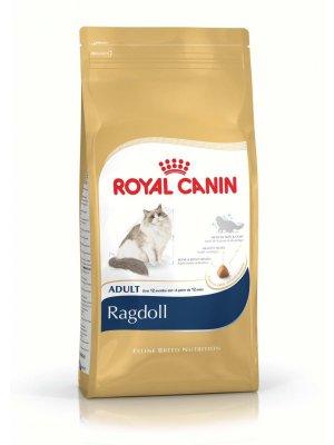 ROYAL CANIN Ragdol Adult 10kg karma sucha dla kotów dorosłych rasy ragdoll