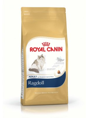 ROYAL CANIN Ragdol Adult 2kg karma sucha dla kotów dorosłych rasy ragdoll
