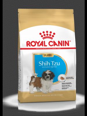 ROYAL CANIN Shih Tzu Puppy 0,5kg karma sucha dla szczeniąt rasy Shih Tzu